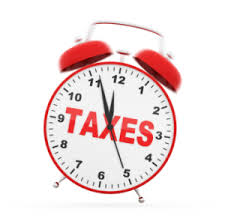2013 Tax Time Changes