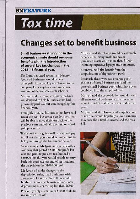 Shepparton News Feature 05th July 2013